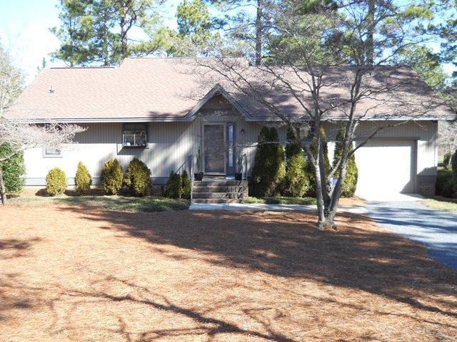 55 Glen Abbey Trail, Pinehurst, NC 28374 (MLS #185919) :: Weichert, Realtors - Town & Country