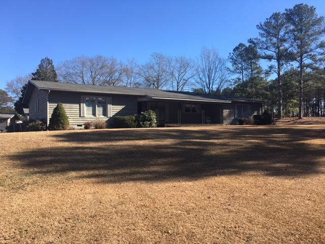 135 Foster Lane, Vass, NC 28394 (MLS #185936) :: Pinnock Real Estate & Relocation Services, Inc.