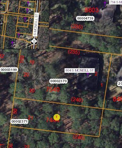 Lot #21 S Mcneill Street, Carthage, NC 28327 (MLS #185959) :: Pinnock Real Estate & Relocation Services, Inc.