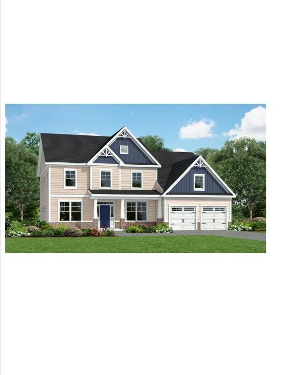 145 Hawthorne Trail, West End, NC 27376 (MLS #186031) :: Weichert, Realtors - Town & Country