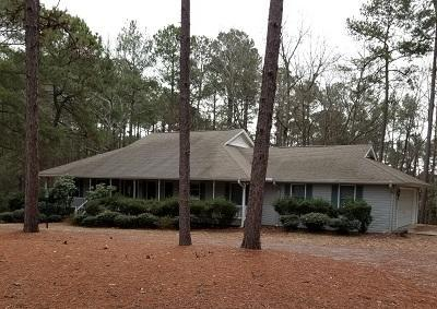 50 Beaver Lane, Pinehurst, NC 28374 (MLS #186345) :: Weichert, Realtors - Town & Country