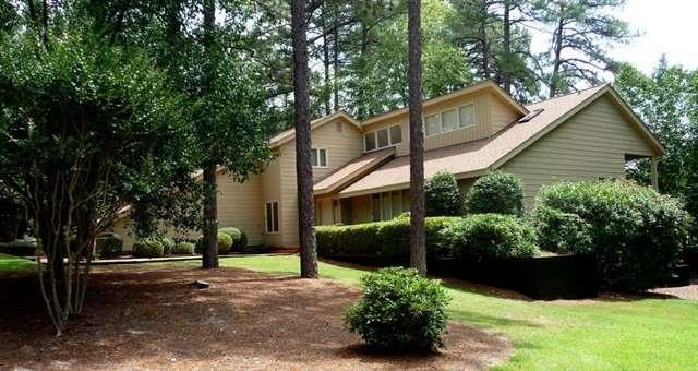 125 Quail Hollow Drive, Pinehurst, NC 28374 (MLS #186523) :: Weichert, Realtors - Town & Country