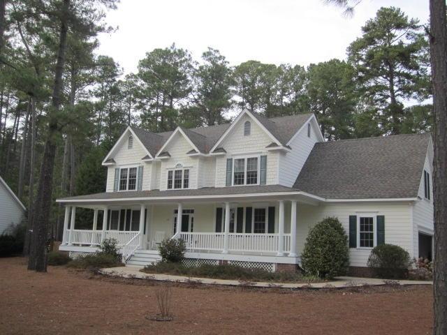25 Gingham Lane, Pinehurst, NC 28374 (MLS #186579) :: Weichert, Realtors - Town & Country