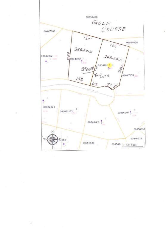 23 & 24 Birdie Court, Foxfire, NC 27281 (MLS #187096) :: Pinnock Real Estate & Relocation Services, Inc.