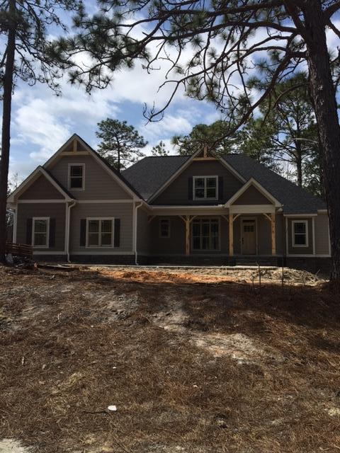 30 Banning Drive, Whispering Pines, NC 28327 (MLS #187167) :: Pinnock Real Estate & Relocation Services, Inc.