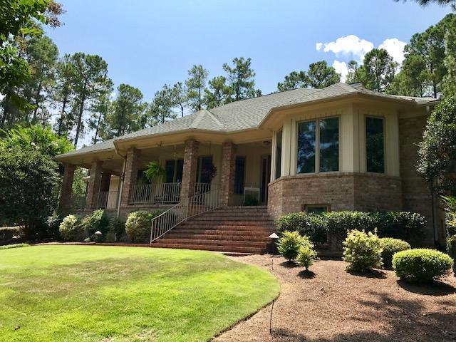 33 Pinewild Drive, Pinehurst, NC 28374 (MLS #187249) :: Weichert, Realtors - Town & Country