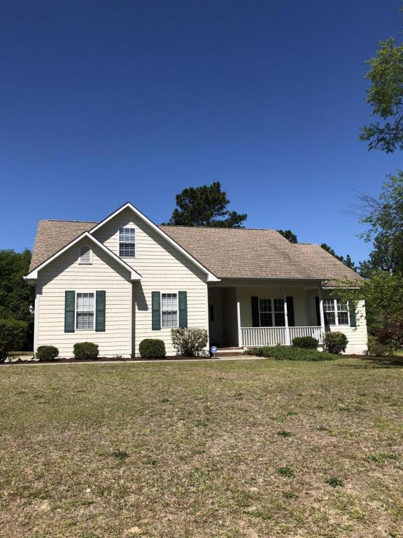 354 Sullivan Drive, Southern Pines, NC 28387 (MLS #188027) :: Weichert, Realtors - Town & Country