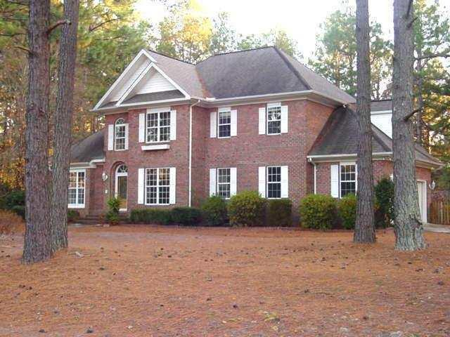65 Shadow Lane, Whispering Pines, NC 28327 (MLS #188503) :: Weichert, Realtors - Town & Country