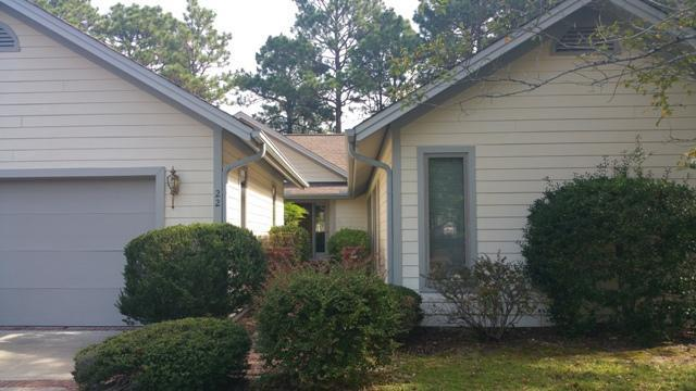 22 Lochwinnock Lane, Pinehurst, NC 28374 (MLS #188578) :: Pinnock Real Estate & Relocation Services, Inc.