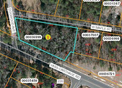 Lot 19 W Maple Street, Vass, NC 28394 (MLS #189351) :: Pinnock Real Estate & Relocation Services, Inc.