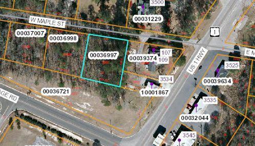Lot 22 W Maple Street, Vass, NC 28394 (MLS #189356) :: Pinnock Real Estate & Relocation Services, Inc.