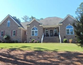 25 Pine Lake Drive, Whispering Pines, NC 28327 (MLS #189417) :: Weichert, Realtors - Town & Country