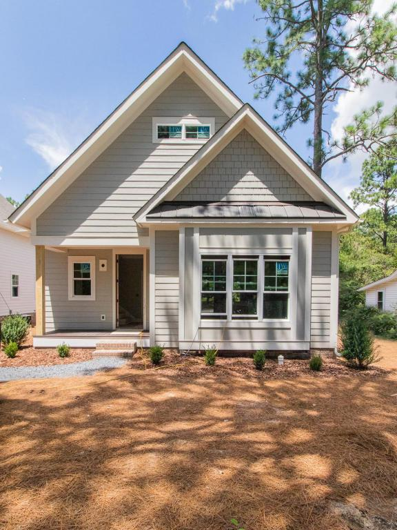 720 N Ashe Street, Southern Pines, NC 28387 (MLS #189785) :: Weichert, Realtors - Town & Country