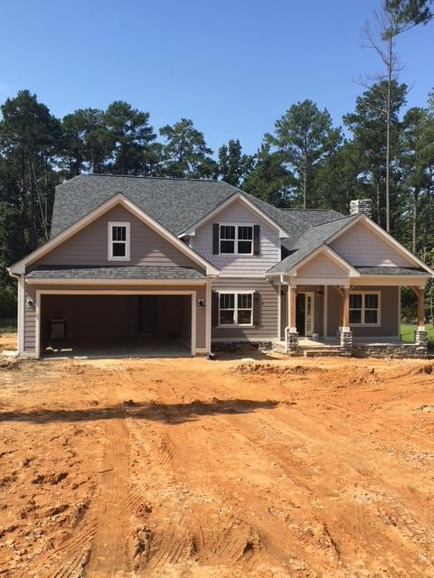 706 Rookery Lane, Whispering Pines, NC 28327 (MLS #190478) :: Weichert, Realtors - Town & Country