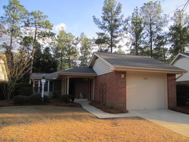 395 Pinehurst Trace Drive, Pinehurst, NC 28374 (MLS #191940) :: Weichert, Realtors - Town & Country