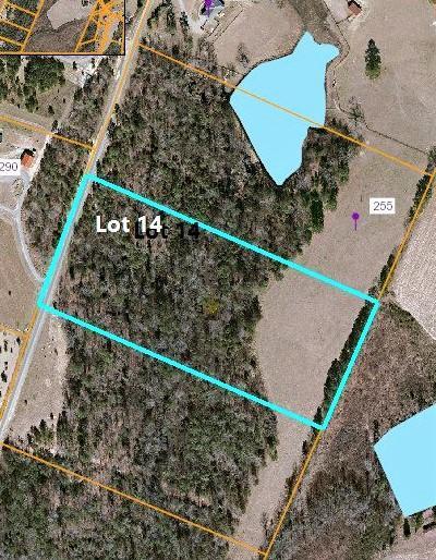 Tbd Denny Lane Lot 14, Carthage, NC 28327 (MLS #193972) :: Pinnock Real Estate & Relocation Services, Inc.