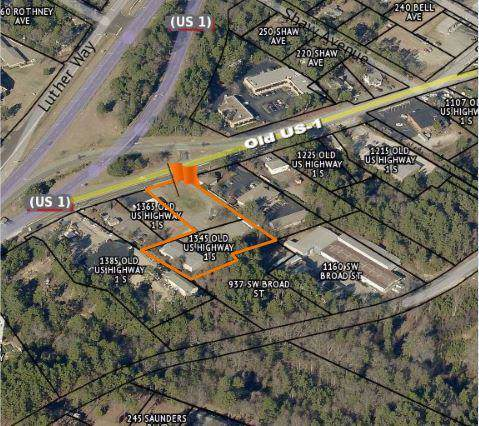 1345 Old Us Hwy 1, Southern Pines, NC 28387 (MLS #197021) :: Pinnock Real Estate & Relocation Services, Inc.