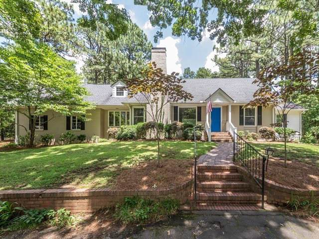 255 Pine Grove Road, Southern Pines, NC 28387 (MLS #197643) :: Pinnock Real Estate & Relocation Services, Inc.