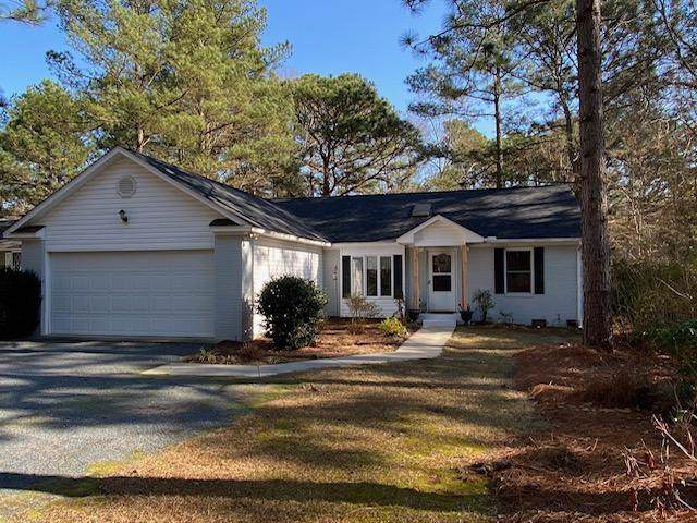 129 Edgewater Drive, West End, NC 27376 (MLS #198345) :: Pinnock Real Estate & Relocation Services, Inc.