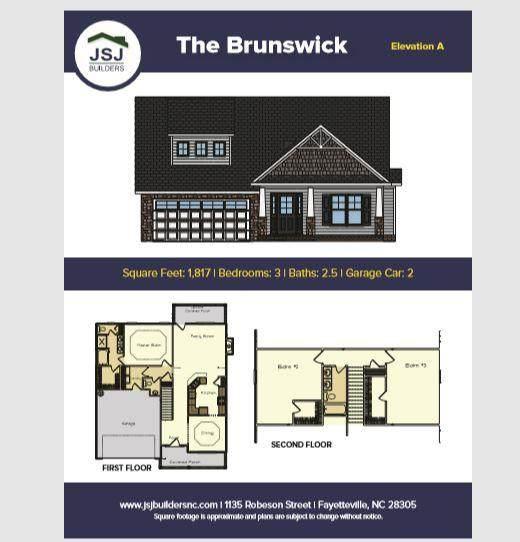 130 N Bracken Fern Lane, Southern Pines, NC 28387 (MLS #198607) :: Pinnock Real Estate & Relocation Services, Inc.