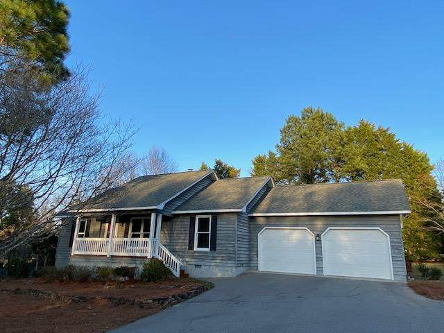106 Pinesage Drive, West End, NC 27376 (MLS #198916) :: Pinnock Real Estate & Relocation Services, Inc.