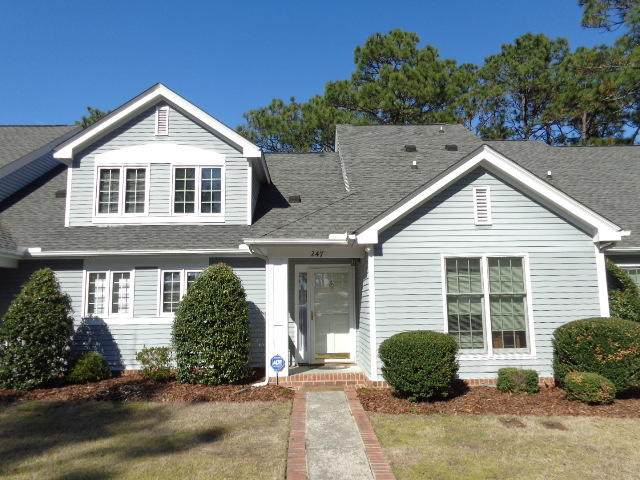 247 N Knoll Road #418, Southern Pines, NC 28387 (MLS #198919) :: Pinnock Real Estate & Relocation Services, Inc.