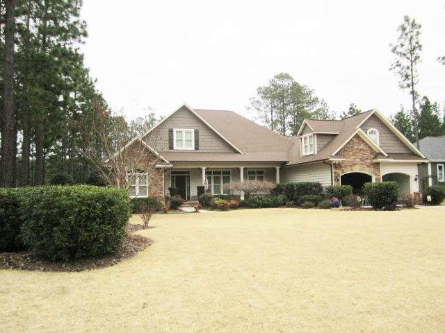 13 Banning Drive, Whispering Pines, NC 28327 (MLS #199329) :: Pinnock Real Estate & Relocation Services, Inc.