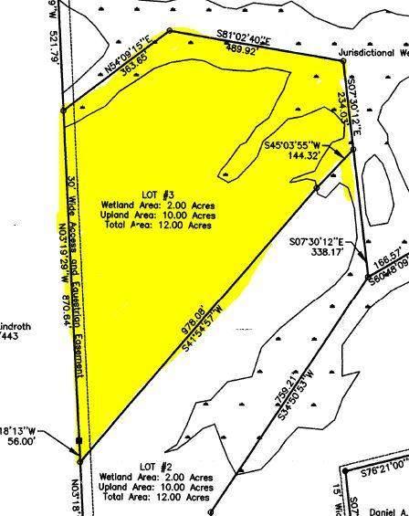2528 Lakebay Road, Vass, NC 28394 (MLS #199643) :: Pinnock Real Estate & Relocation Services, Inc.