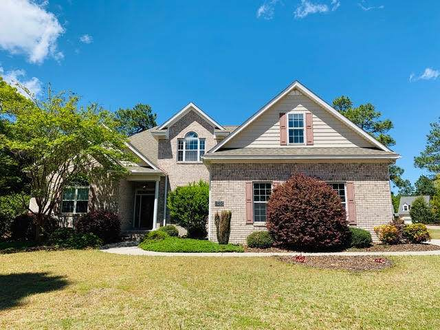 340 S Surry Circle, Pinehurst, NC 28374 (MLS #199851) :: On Point Realty