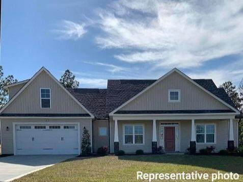 27 Eagle Drive, Jackson Springs, NC 27281 (MLS #200207) :: Pinnock Real Estate & Relocation Services, Inc.