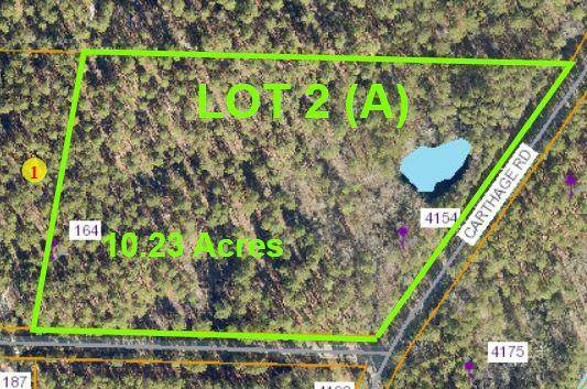 4154 Carthage Road, West End, NC 27376 (MLS #200420) :: Pinnock Real Estate & Relocation Services, Inc.