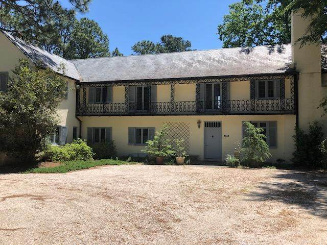 128 Tremont Street, Southern Pines, NC 28387 (MLS #201123) :: Pinnock Real Estate & Relocation Services, Inc.