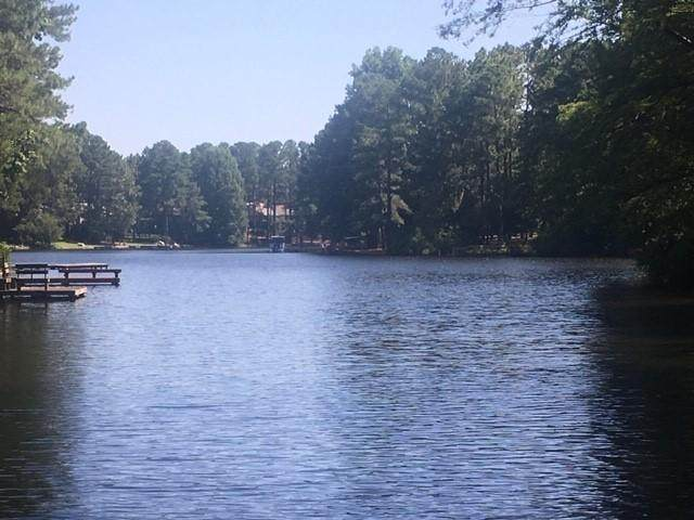 Tbd Pine Lake Drive, Whispering Pines, NC 28327 (MLS #201275) :: Pines Sotheby's International Realty