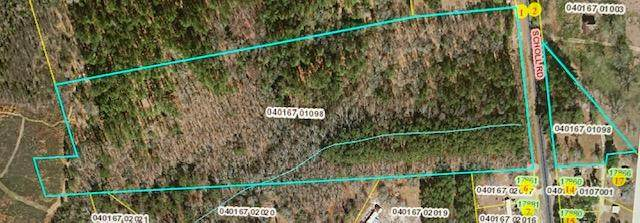 Tbd Scholl Road, Gibson, NC 28343 (MLS #201578) :: Pinnock Real Estate & Relocation Services, Inc.