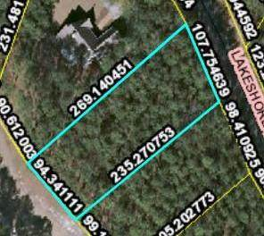 Lot 5 Lakeshore Drive, Wagram, NC 28396 (MLS #203130) :: Pinnock Real Estate & Relocation Services, Inc.