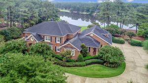525 Lake Dornoch Drive, Pinehurst, NC 28374 (MLS #203228) :: On Point Realty