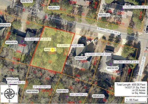 15 N Surry Circle, Pinehurst, NC 28374 (MLS #203430) :: On Point Realty