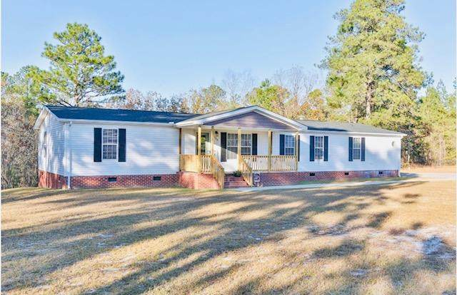 133 Greenbriar Lane, Rockingham, NC 28379 (MLS #203433) :: Pinnock Real Estate & Relocation Services, Inc.