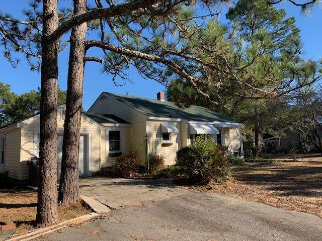 1435 Central Drive, Southern Pines, NC 28387 (MLS #203793) :: Pines Sotheby's International Realty