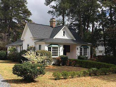 100 E Village Green Road E, Pinehurst, NC 28374 (MLS #203926) :: Pines Sotheby's International Realty