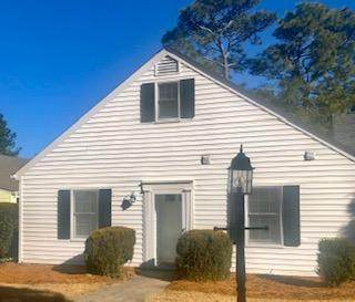 13 Village Green Circle, Southern Pines, NC 28387 (MLS #204055) :: Pines Sotheby's International Realty