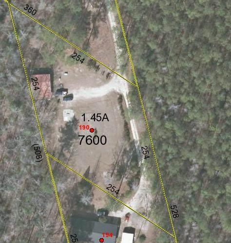 190 Shaffer Rd, Rockingham, NC 28379 (MLS #204087) :: Pinnock Real Estate & Relocation Services, Inc.