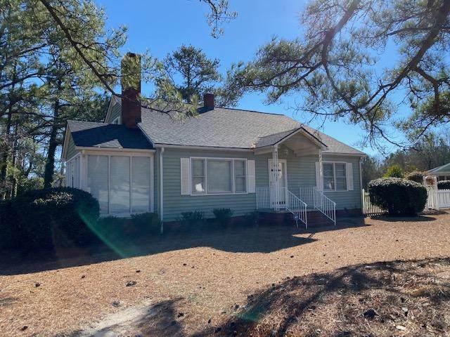 168 Ellerbe Road, Rockingham, NC 28379 (MLS #204114) :: Pinnock Real Estate & Relocation Services, Inc.