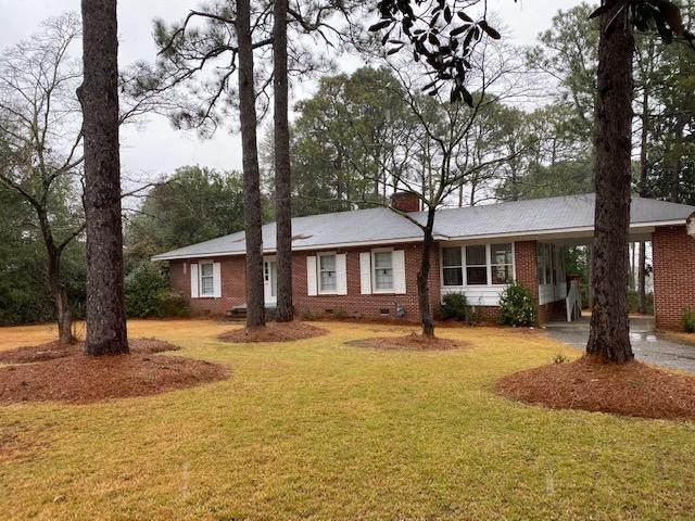 400 Juanita Avenue, Hamlet, NC 28345 (MLS #204133) :: Pines Sotheby's International Realty
