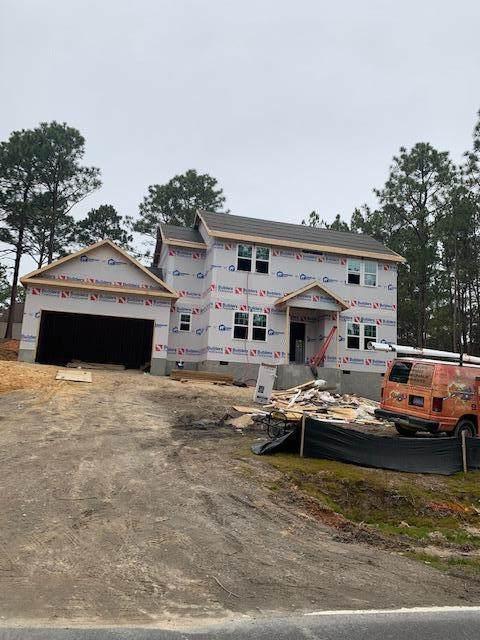 1790 E Longleaf Drive, Pinehurst, NC 28374 (MLS #204469) :: Towering Pines Real Estate
