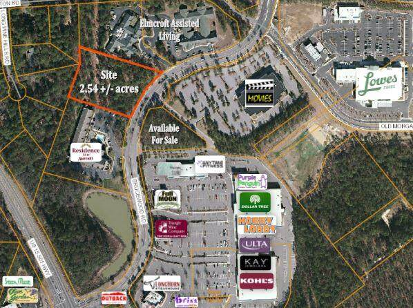 Tbd Brucewood Road, Southern Pines, NC 28387 (MLS #204652) :: EXIT Realty Preferred
