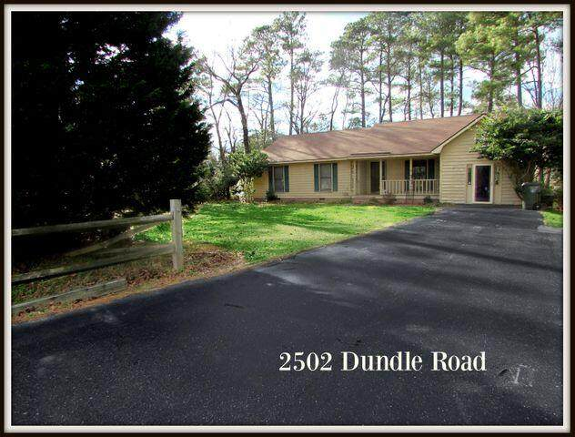 2502 Dundle Road, Fayetteville, NC 28306 (MLS #204728) :: Pinnock Real Estate & Relocation Services, Inc.