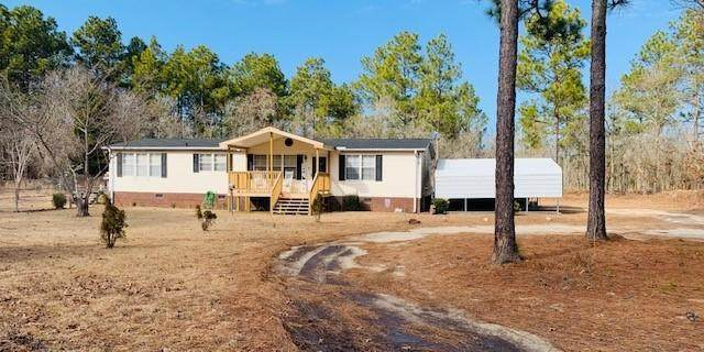 1900 Quewhiffle Road, Aberdeen, NC 28315 (MLS #204751) :: Pinnock Real Estate & Relocation Services, Inc.