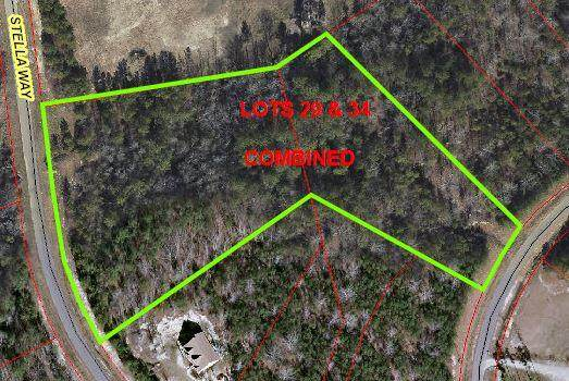 212 Stella Way, Cameron, NC 28326 (MLS #204752) :: Towering Pines Real Estate