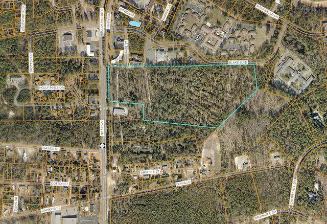 Tbd Nc Hwy 5, Pinehurst, NC 28374 (MLS #204895) :: Towering Pines Real Estate